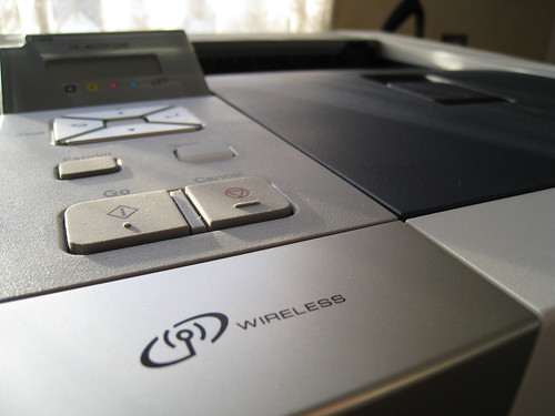 wireless printer