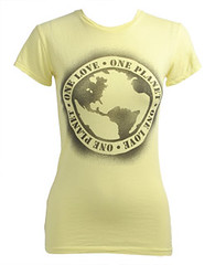 One Planet One Love Tee