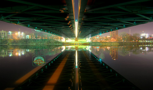 city bridge urban reflection water minnesota river mississippi minneapolis twincities hennepin leagueofawesomeness