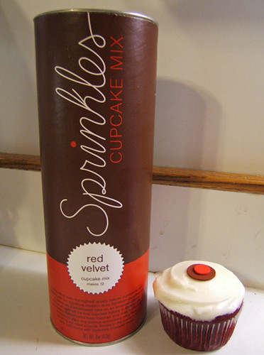 Sprinkles Red Velvet Cupcake Mix | Flickr - Photo Sharing!