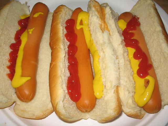 Hot Dog Nitrates Cancer