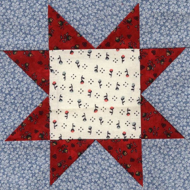 Civil War Love Letters Quilt G2