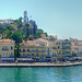 Poros Island in the morning