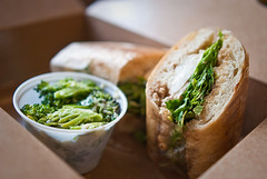 Cutter's Coarse Sandwich