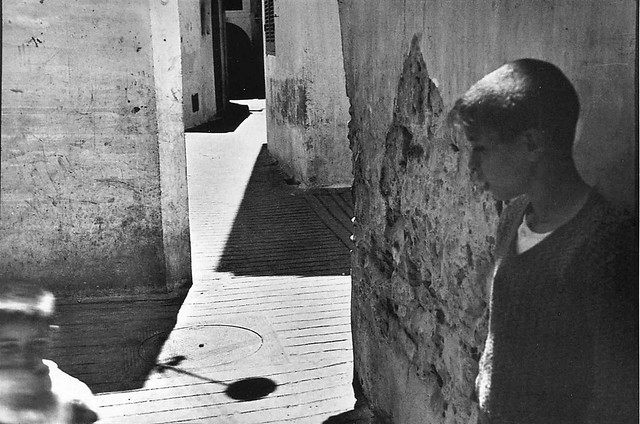 Seville, 1933, by Henri Cartier Bresson