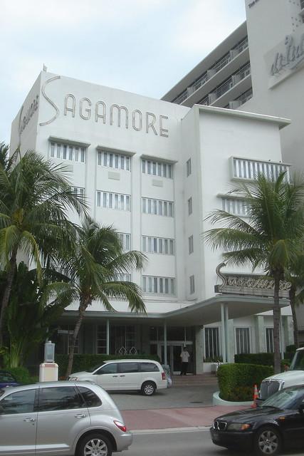 Sagamore Beach Hotel Miami
