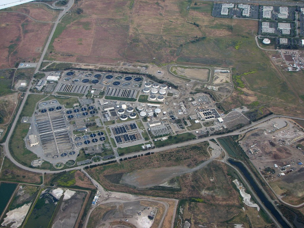 San Jose/Santa Clara Water Pollution Control Plant