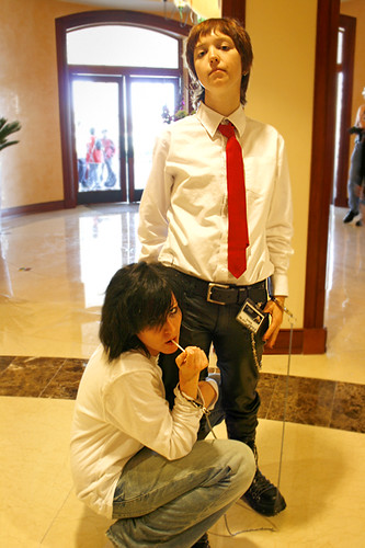 death note handcuffed flickr photo sharing