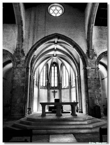 Santarem_Ig_Sta_Clara_Altar_mor by VRfoto