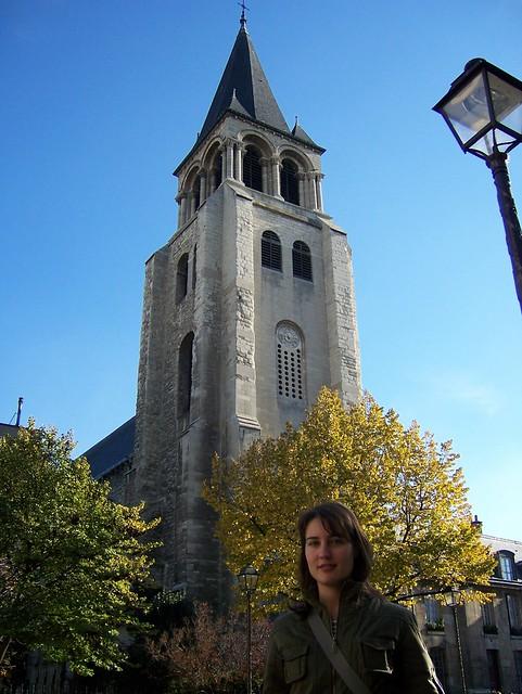 St. Germain des Pres