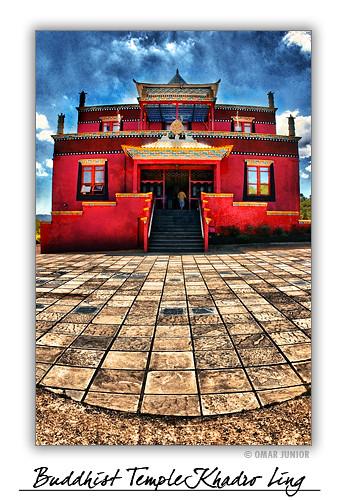 Três Coroas / RS - Templo Budista Khadro Ling