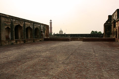 Fort yard, Shahi Qila (Lahore Fort)