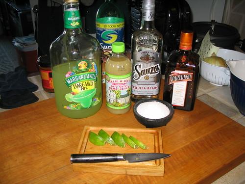 Topoveralls Margarita Recipe Photos