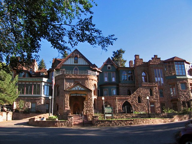 Miramont Castle Manitou Springs Flickr Photo Sharing