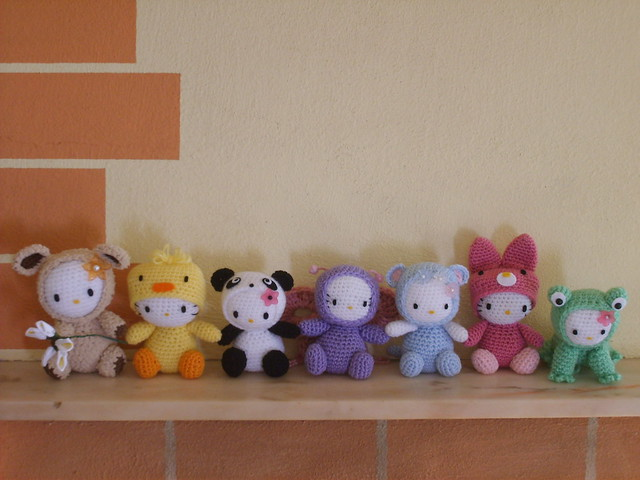 Amigurumi crochet Hello Kitty collection Explore ...