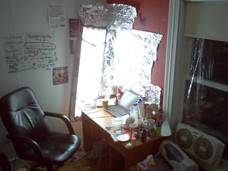 I built myself a happy lamp