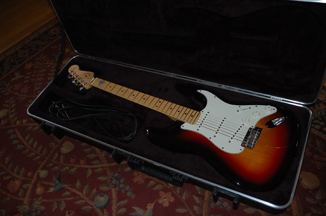 Photo:Fender Stratocaster By MitchD50