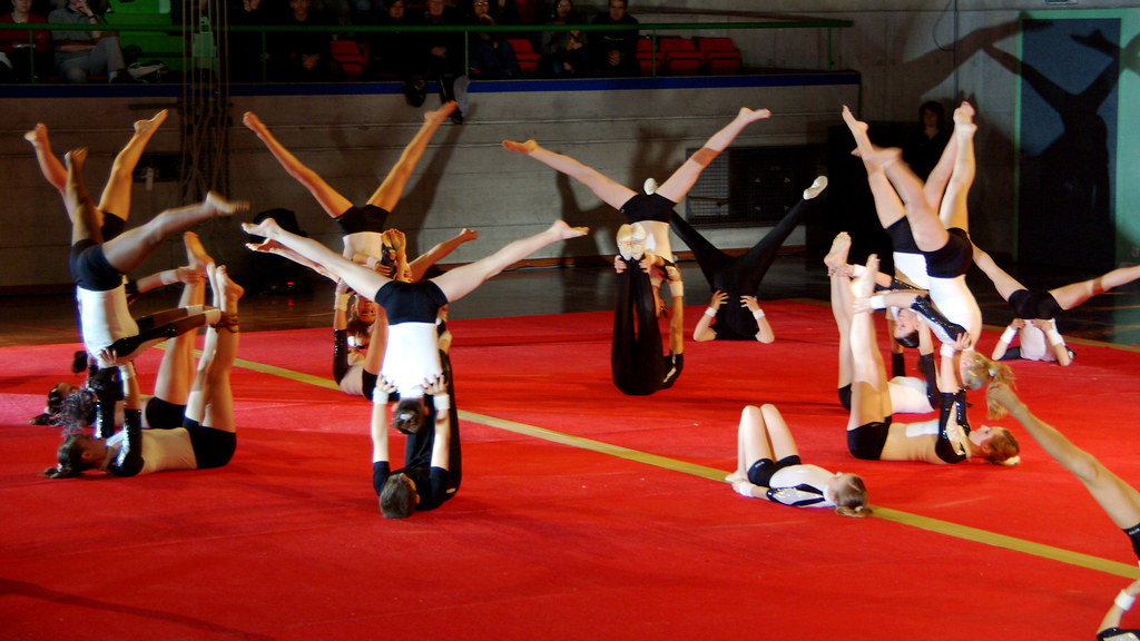 gymnastique fessiers cuisses
