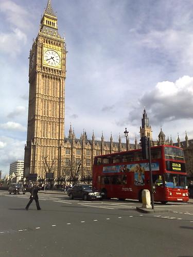 voyage enfants Londres famille