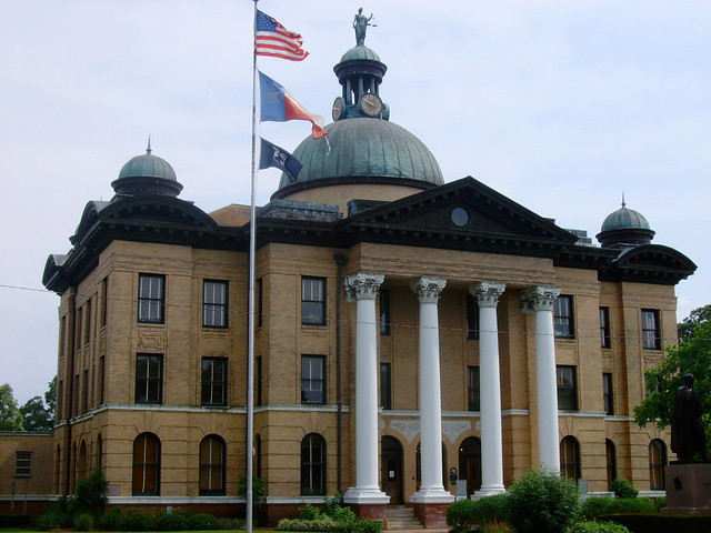Fort Bend County Courthouse (Richmond, Texas) | Flickr ...