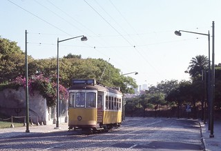 Trams de Lisbonne (Portugal)