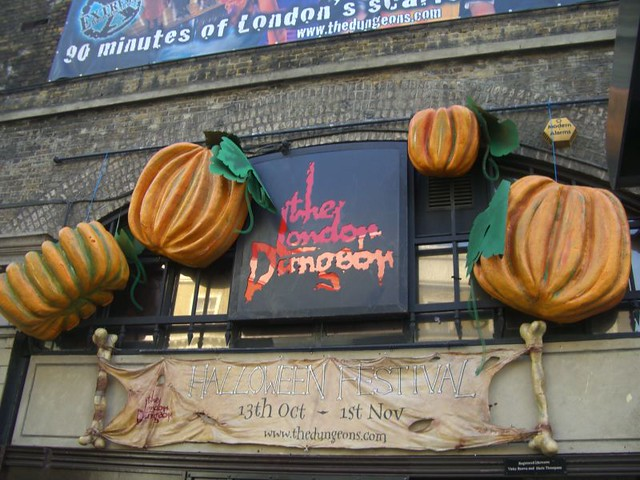 The London Dungeons by flickr user MuLaN™