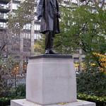 NYC - Madison Square Park - Roscoe Conkling Statue