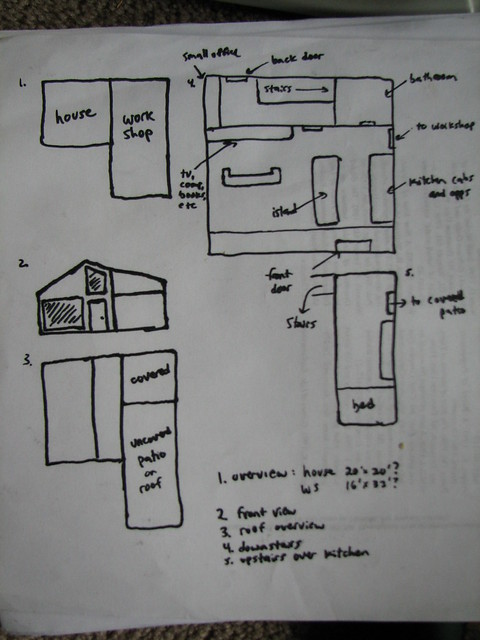 primitive house plans Flickr Photo Sharing