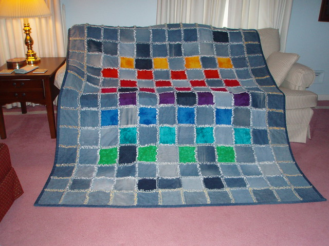 Denim Quilts A Gallery On Flickr