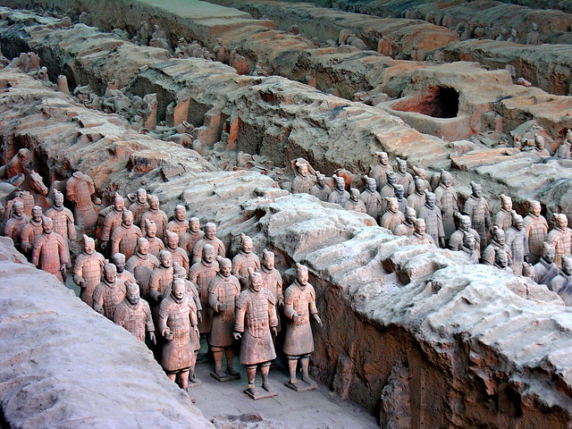 China-7154 - Terracotta Army