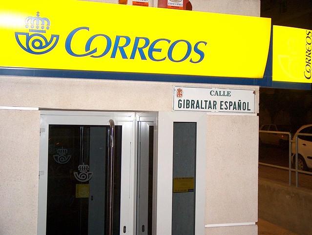 Calle gibraltar espa ol en almer a flickr photo sharing for Oficina correos almeria