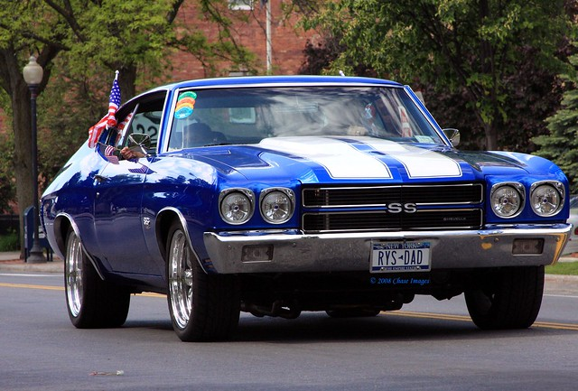 Pure American Muscle