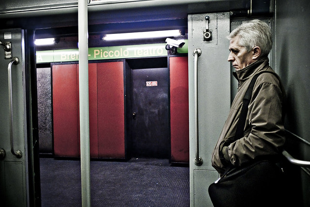Piccolo teatro quotidiano [Commuters]