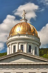Montpelier VT. - Vermont State House Capitol 04