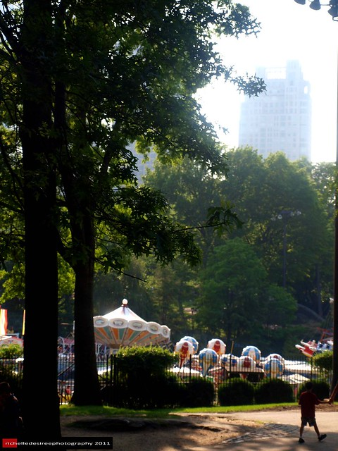 Victorian Gardens Nestled Within Central Park Flickr Photo Sharing