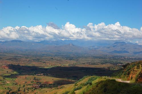 landscape scenery madagascar