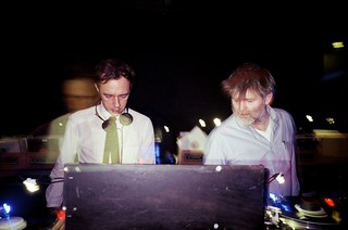 David Dewaele & James Murphy at Despacio