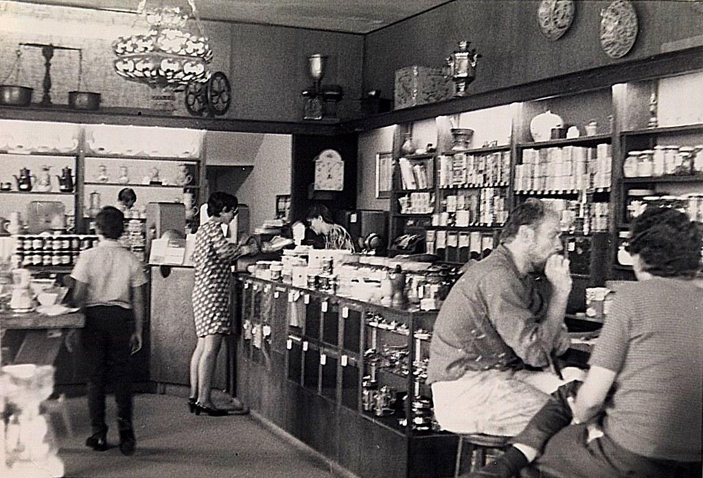 Berkeley - Original Peet's 1969