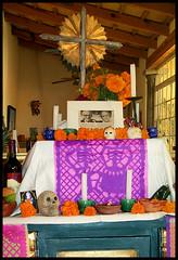 El Altar de Muertos - para mis abuelos