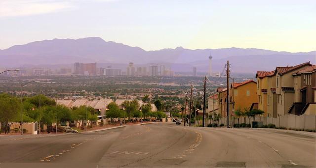 Panorama, Las Vegas - Flickr CC judybaxter