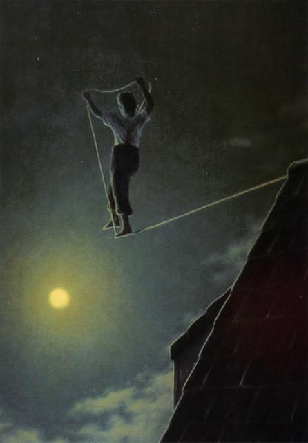 Quint Buchholz Giacomond Moonwalk To The Moon He Walks