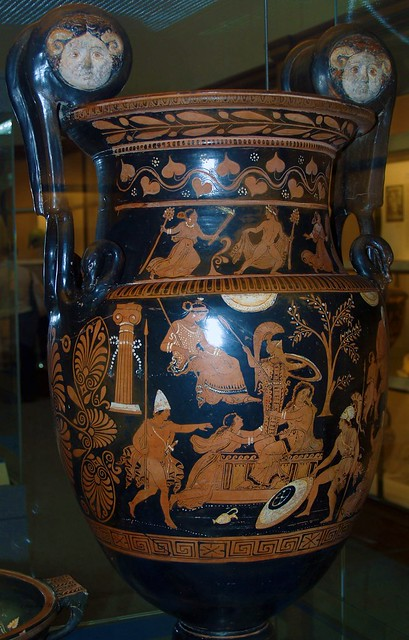 Greek Red Figure Ware A Gallery On Flickr