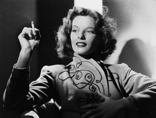 Katharine Hepburn by Rebel Without a Cause