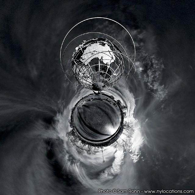 Planet New York :: Unisphere
