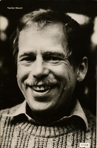 Czech President Vaclav Havel Died Sunday