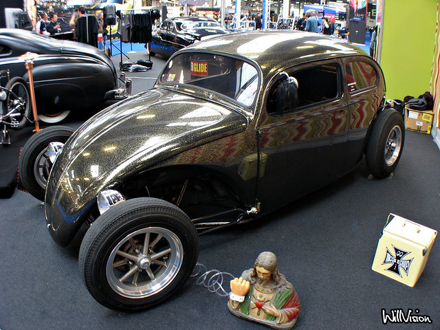 Zz Top Car >> Volksrod & Top chopped VW Beetle   Flickr - Photo Sharing!