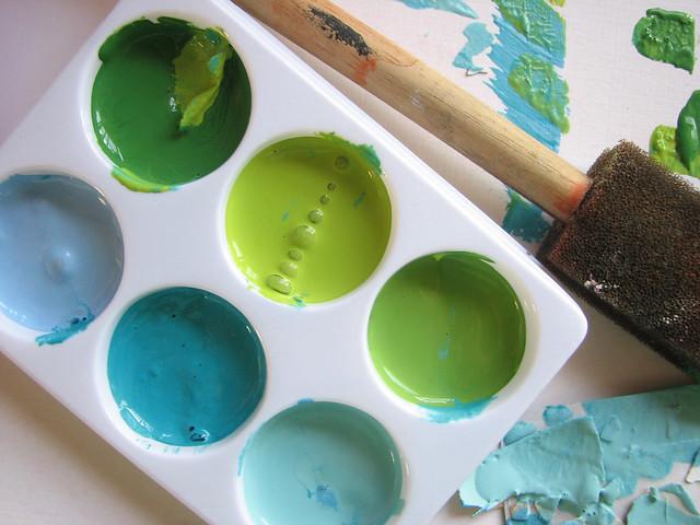 Eggshell Paint On Walls