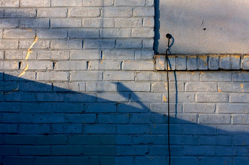 sunset shadow brick bird silhouette wall digital upload canon austin prime texas bricks 85mm iphoto guadalupestreet ef85mmf18 diagnonal imagetype photospecs canoneos40d postedtobehindthelensonlj xgv08