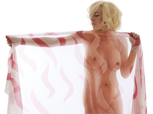 Mine, not Linday lohan nude shoot