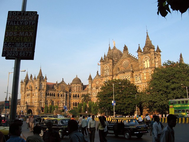 Chhatrapati Shivaji Terminus | Flickr - Photo Sharing!